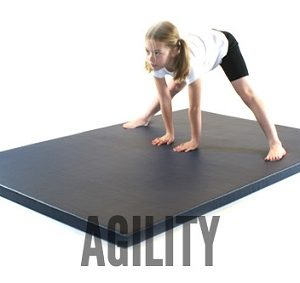 Agility gymnastics mats from Gym-Master Ltd