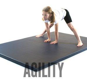 Agility gymnastics mats from Gym-Master Ltd
