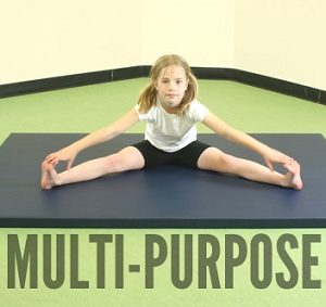Multi purpose gymnastics mats from Gym-Master Ltd