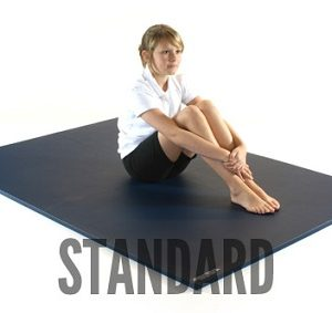 Standard weight gymnastics mats from Gym Master Ltd