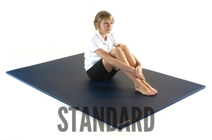 Standard weight gymnastics mats from Gym Master Ltd