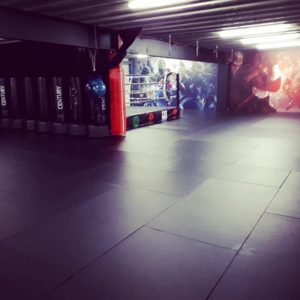 Gym-Master refit at Evade Martial Arts Mossley